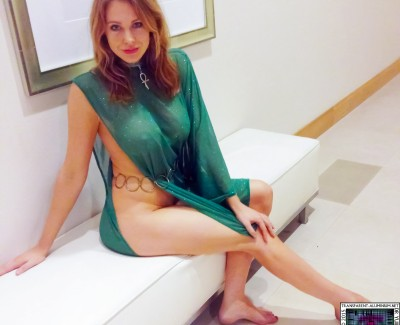 Logan's Run Jessica 6 Cosplay
