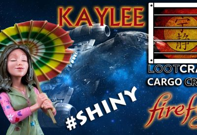Firefly Cargo Crate – Kaylee