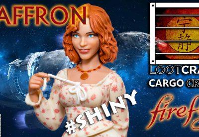 Firefly Cargo Crate – Saffron