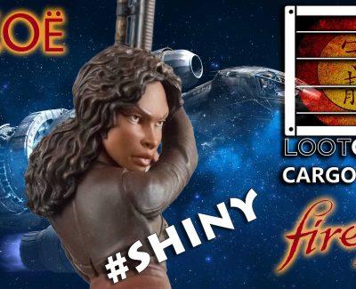 Firefly Cargo Crate – Zoe