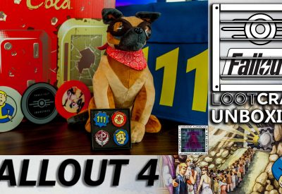 Loot Crate Special – Fallout 4 Limited Edition