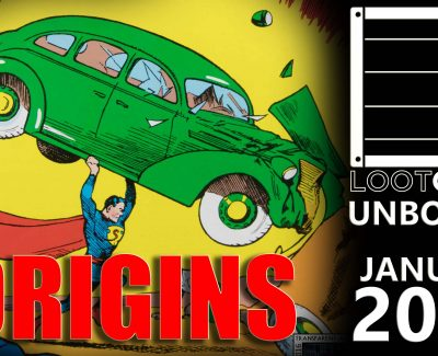 Loot Crate – January 2017 Origins