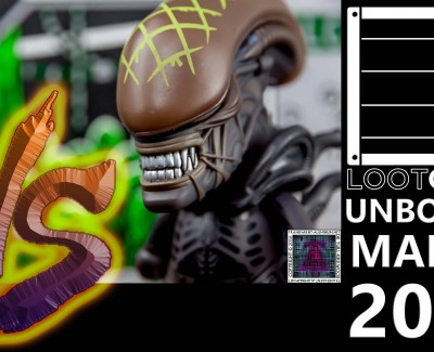 Loot Crate – March 2016 Verses