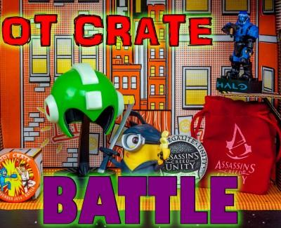 Loot Crate – November 2014 Battle