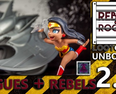 Loot Crate Special – Rogues and Rebels 2.0 2015