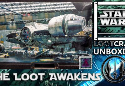 Loot Crate Special – Star Wars Limited Edition
