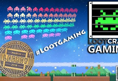 Loot Gaming – March 2016 Legacy