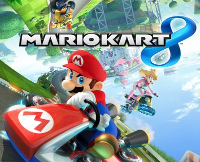 My First Race on Mario Kart 8 – Water Park