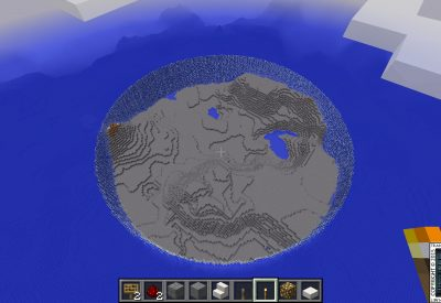Minecraft – Ocean City Foundations