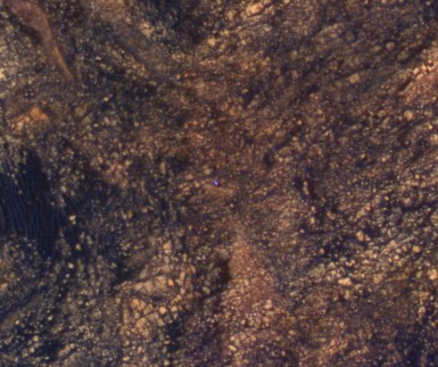 NASA Snaps Picture Of Curiosity From Orbit