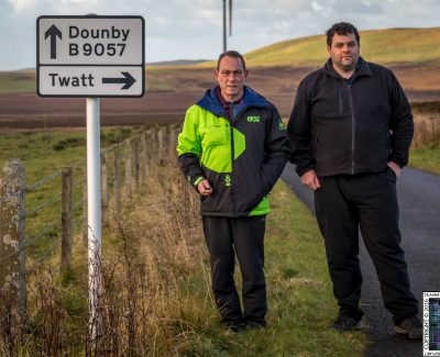 The Orkney Twatts
