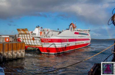 Docks to Orkney