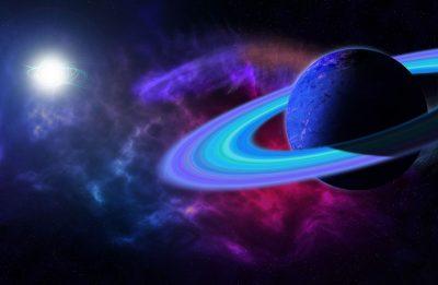 Space Nebula Star System – Part 2