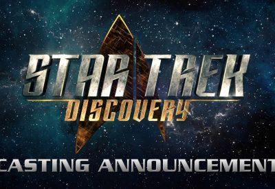 Star Trek: Discovery Beams Up Three Cast Members
