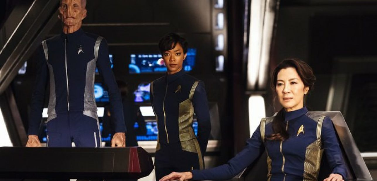 Star Trek Discovery Official Trailer Unveiled