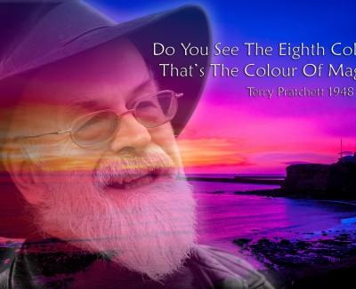Terry Pratchett 1948 – 2015