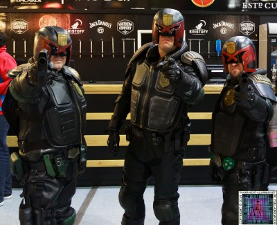 Newcastle Film and Comic Con 2014