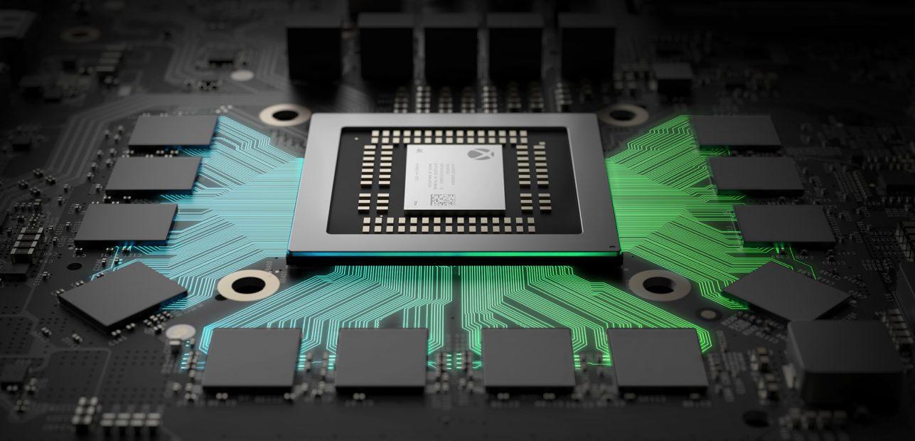 XBOX Project Scorpio Final Specs Revealed