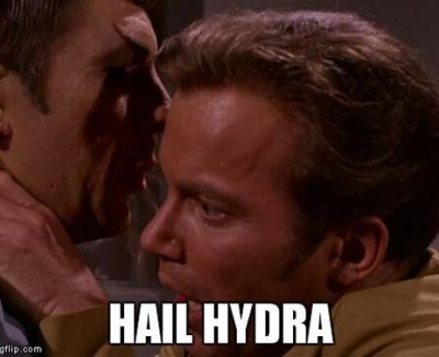 """These Are The Funniest Pictures From The """"Hail Hydra"""" Meme"""
