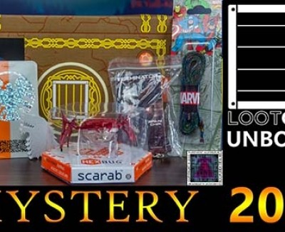 Loot Crate Special –  Mystery Crate 2015