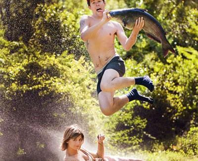 Picture Imp: Fish Jump