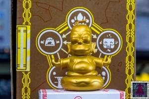 Gold Homer Simpsons Buddha