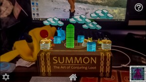 Summon Wars Augmented Reality