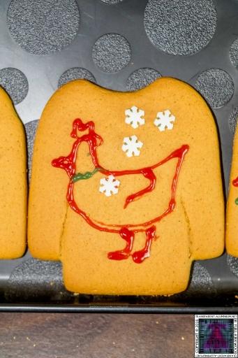 Christmas Gingerbread Jumper (3)