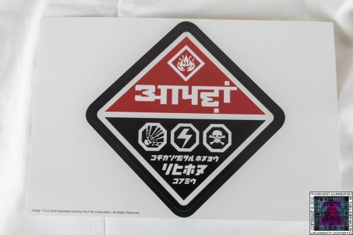 Firefly Cargo Labels (4)