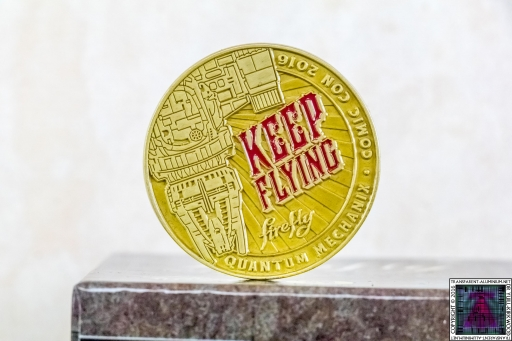 Never Forget Serenity Valley Comic-Con Coin (2)