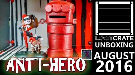 Loot Crate - August 2016 Anti-Hero thumb