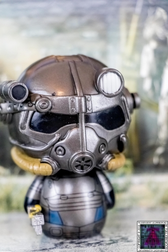 Fallout 4 Power Armer Vinyl