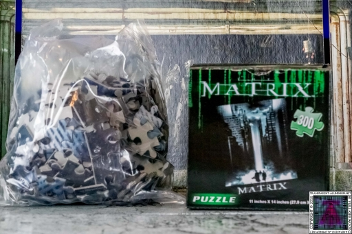 Matrix Puzzel