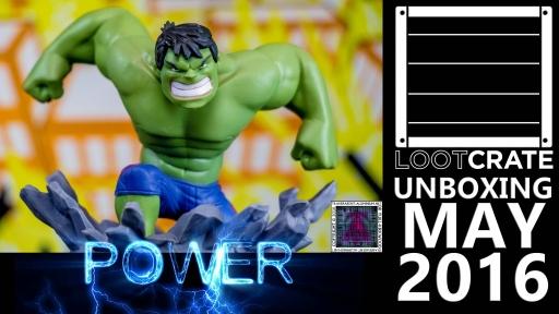 Loot Crate - May 2016 Power thumb