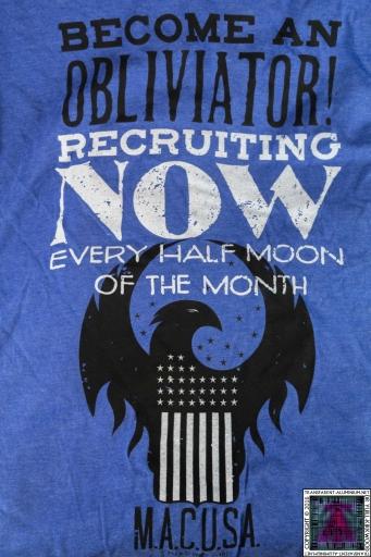 Become An Obliviator T-Shirt