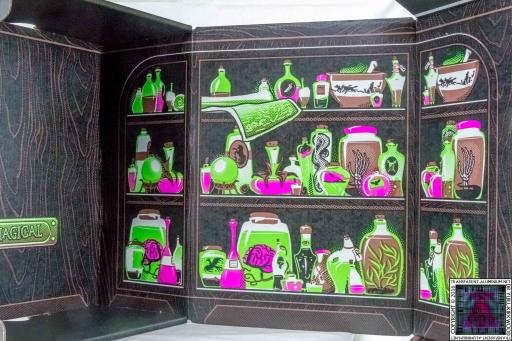 Loot Crate - November 2016 Magical Box Art (1)