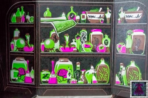 Loot Crate - November 2016 Magical Box Art (2)
