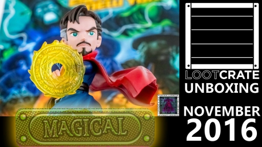 Loot Crate - November 2016 Magical thumb
