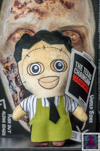 The Texas Chainsaw Massacre Plush