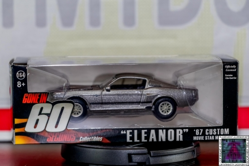 Gon In 60 Seconds Eleanor Car