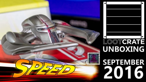 Loot Crate - September 2016 Speed thumb