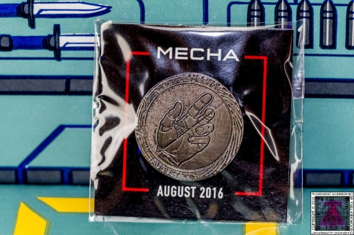Loot Gaming - August 2016 Mecha Badge