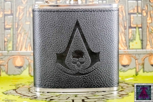 Assasins Creed Flask