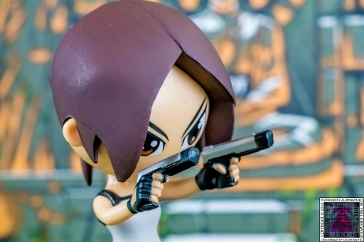 Lara Croft Vinyl Figure (3)