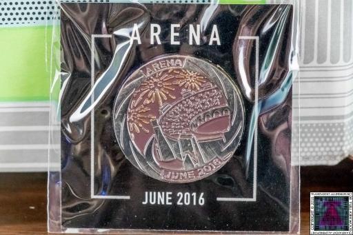 Loot Gaming June 2016 Arena Pin