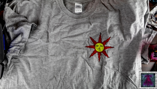 Dark Soles T-Shirt (1)