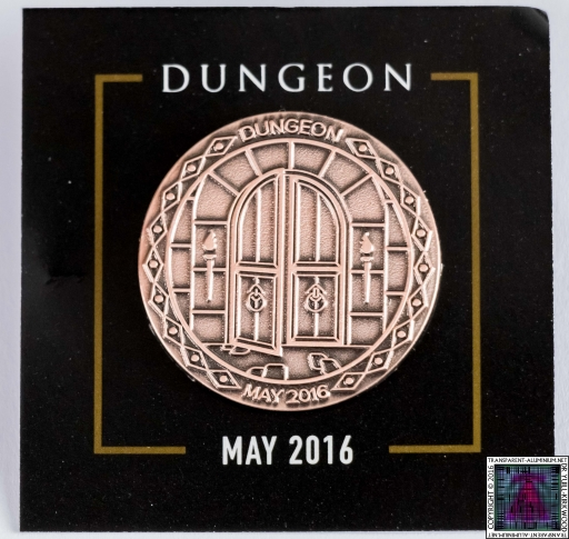 Loot Gaming May 2016 Dongeon Pin