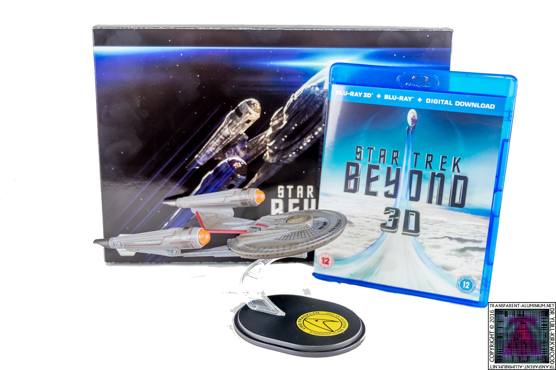 Star Trek Beyond Limited Edition Gift Set Unboxing