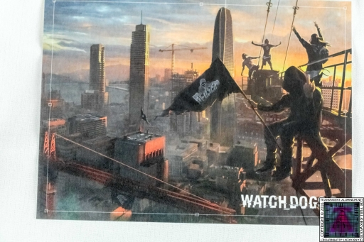 Watch Dogs 2 Postcards (4)