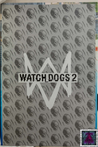 Watch Dogs 2 San Francisco Edition Box Art (4)